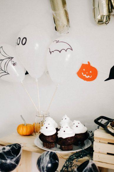 Halloween Party Decor Ideas and Recipes