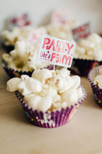 My Little Pony Birthday Party Decor