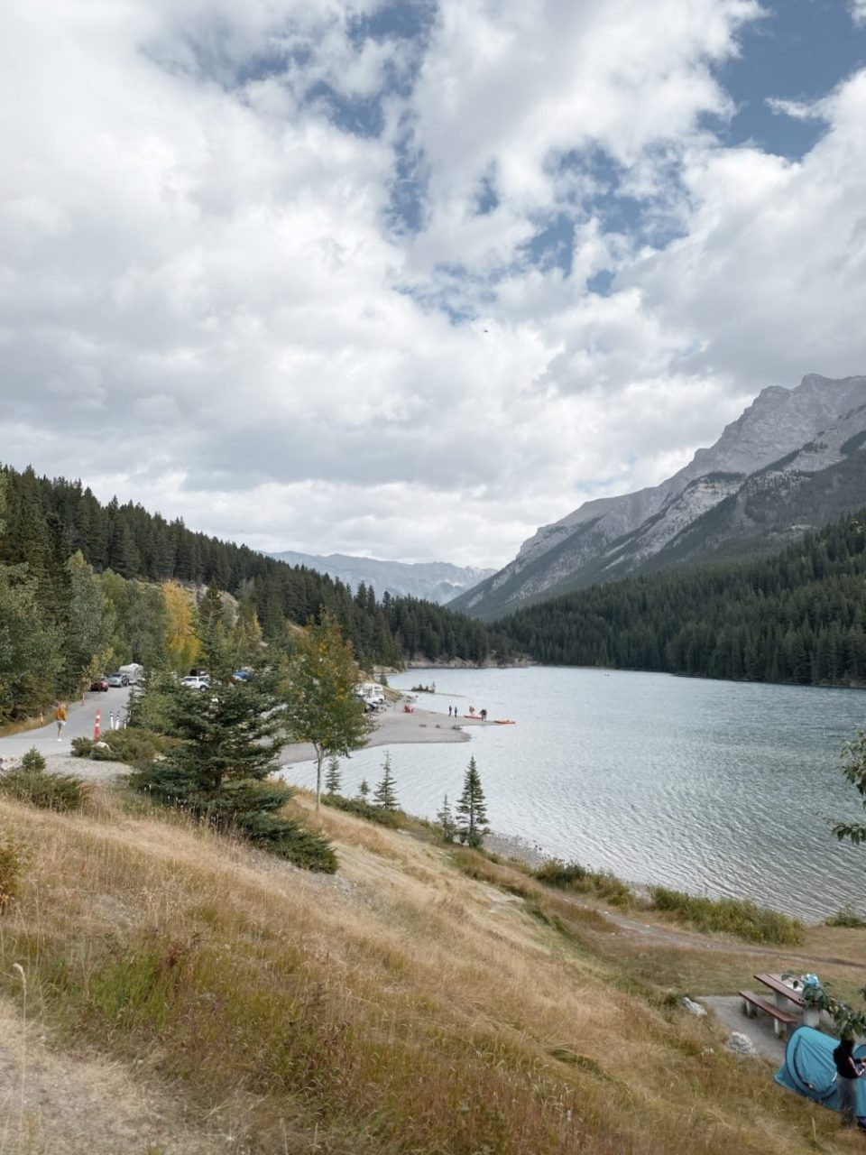 Two Jack Lake | Lake Minnewanka Scenic Route