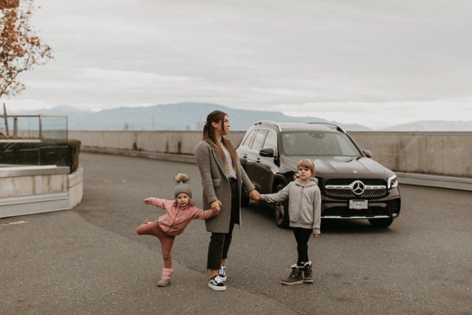 Mercedes-Benz GLB SUV family vehicle review