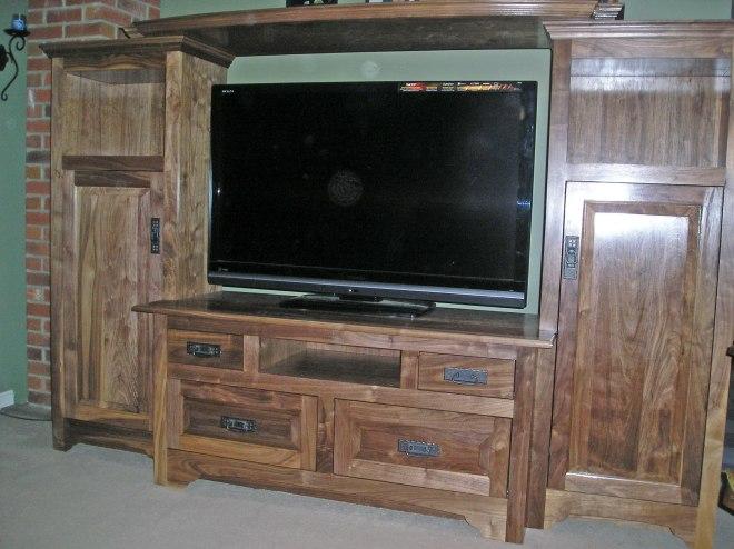 Entertainment Center Cabinets