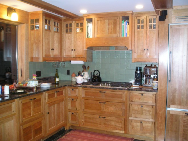 Custom Cabinetry by Creative Woodworking