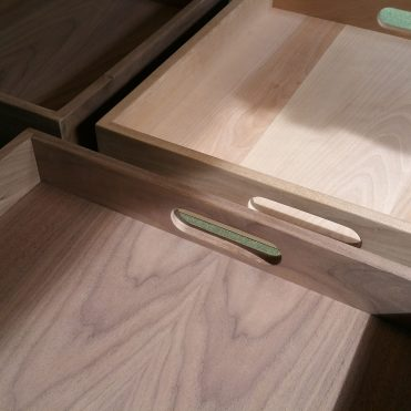 simply square serving trays are sanded