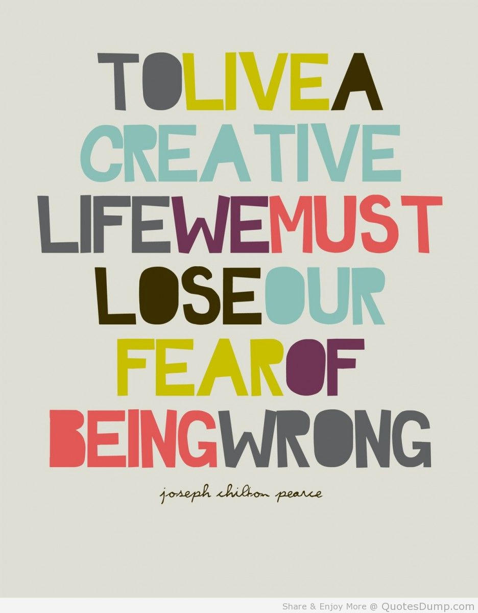 Quote Creative Minds