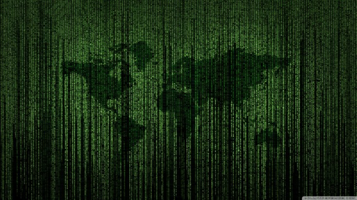 green_matrix_code_world_map-wallpaper-2560x1440