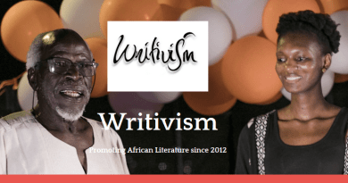 The 2019 Writivism Short Story and Koffi Addo Nonfiction Prizes—Apply (Prizes: Approx $3000)