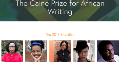 2019 Caine Prize Shortlist Announced / Read the Shortlisted Stories