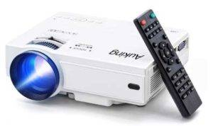 Mini Projector 2019 Upgraded Portable Video-Projector