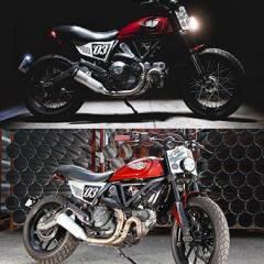 Kit Ducati Scrambler 803 cc