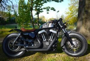 Harley 48 / Toy machine N°2