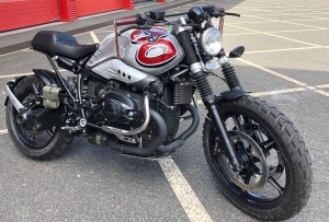 BMW Nine T Scrambler « Ninette for ever »