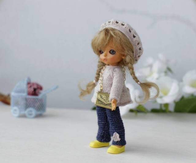 Lati white SP outfit