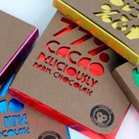 Packaging de Chocolate