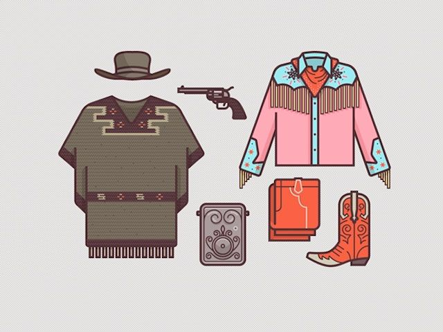 Illustrations-Of-Costumes-Worn-By-Famous-Film-Characters-3