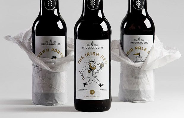 Packaging de Cerveza Artesanal