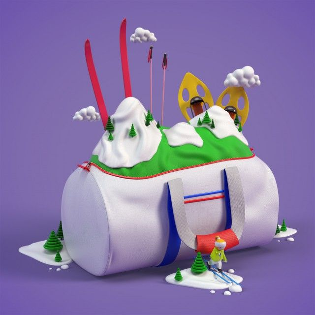 French-Federation-of-Ski-Illustrations_5-640x640