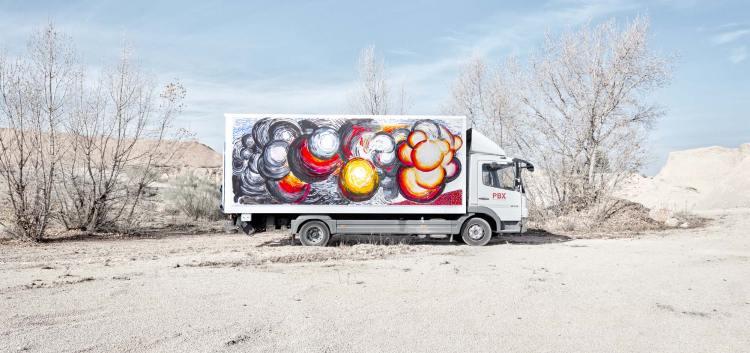 diseño camion abraham truck-art-project