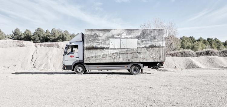 diseño camion daniel muñoz truck-art-project