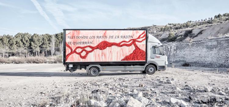 diseño camion marina truck-art-project