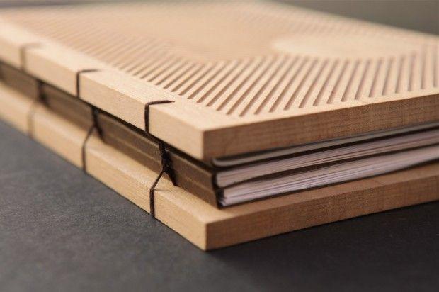 madera cover book design