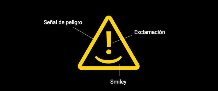 adictivo triangulo sonrisa creatividad