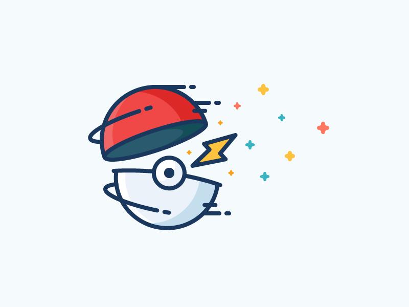 diseño pokemon pokeball