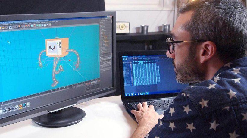 Curso de Diseño de Personajes y Animación 3D