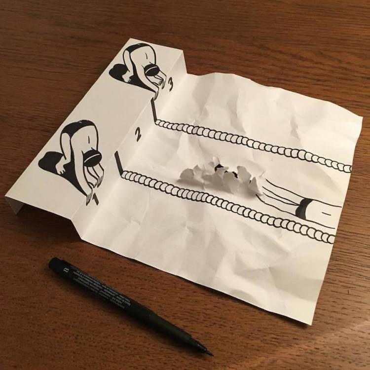 Inventive-and-Hilarious-3D-Paper-Cuts-5-900x900