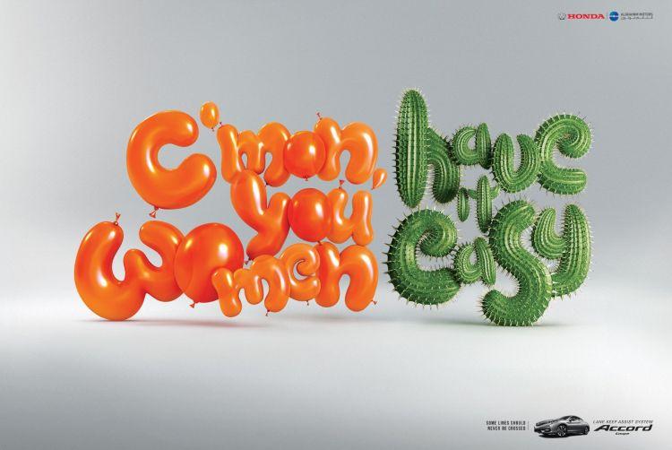 campaña creatividad honda accord