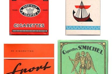 packaging tabaco