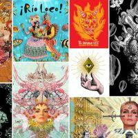 Técnicas experimentales de ilustración: de lo digital a lo artesanal