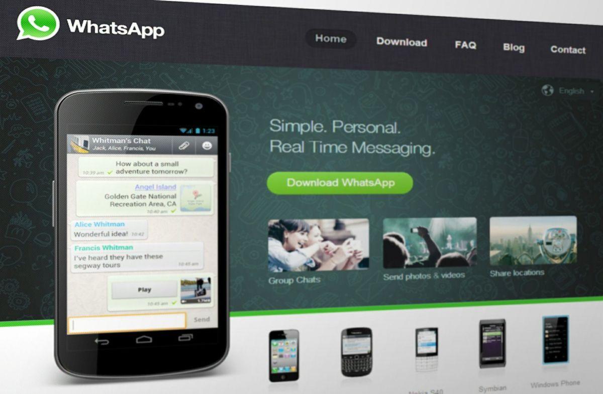 Whatsapp Bussiness ya está operativo