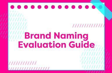 pasos para crear un nombre de marca efectivo