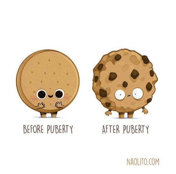 ilustraciones divertidas naolito