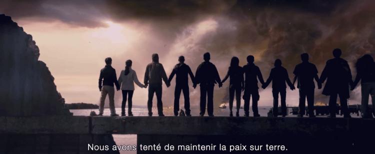 Campaña viral de greenpeace basada en villanos de peliculas