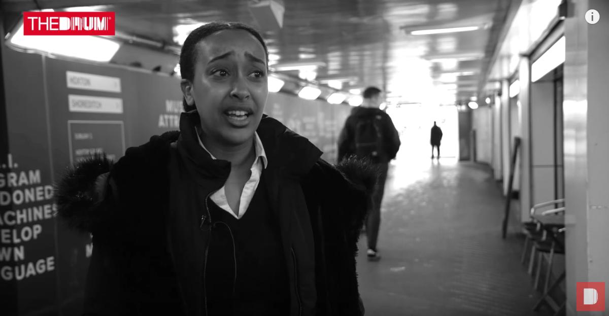 Netflix invade el metro de Londres para promocionar la última temporada de Black Mirror