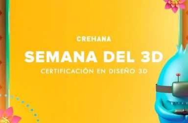 certificate en 3d creahana