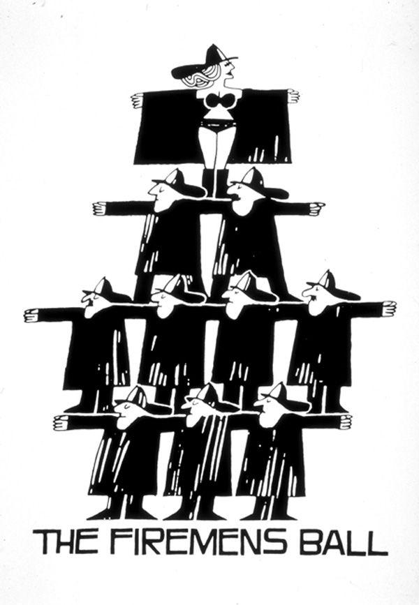 carteles de cine de saul bass
