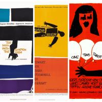 El cine y el diseño unidos por Saul Bass