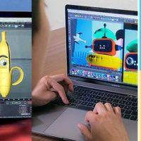 Ilustración 3D con Cinema 4D