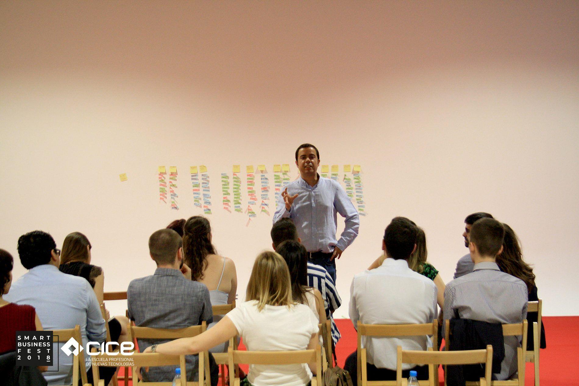 smart business fest - media partner oficial blog creatividad en blanco