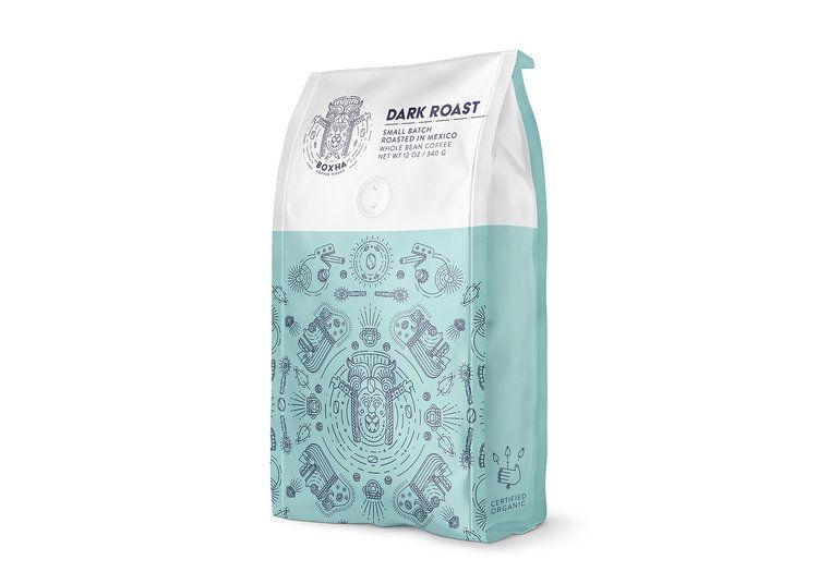 boxha marcay packaging con aire maya