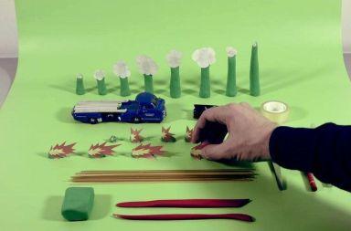 curso stop motion creatividad