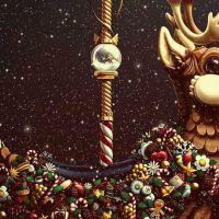 Bakea da forma a la Navidad del Ayuntamiento de Madrid
