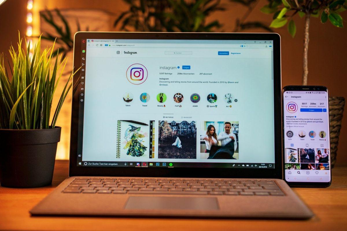 Programar y publicar desde PC en Instagram