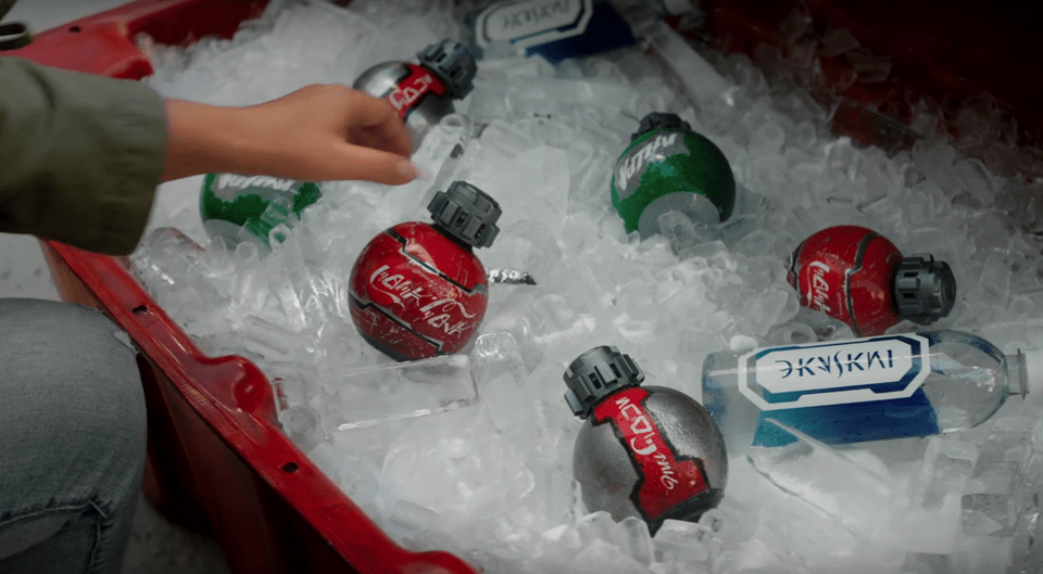 Star Wars conquista el nuevo packaging de Coca-Cola