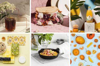 fotografía gastronómica food styling