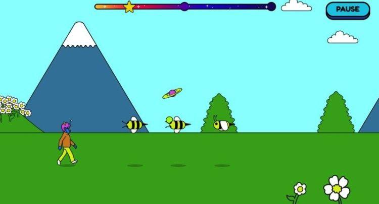 lsd videojuego arcade