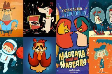 Creacion de personajes cartoon