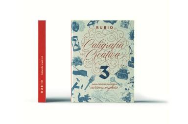 Caligrafia creativa clásica rubio
